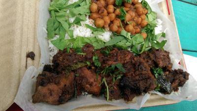 Achari Chicken