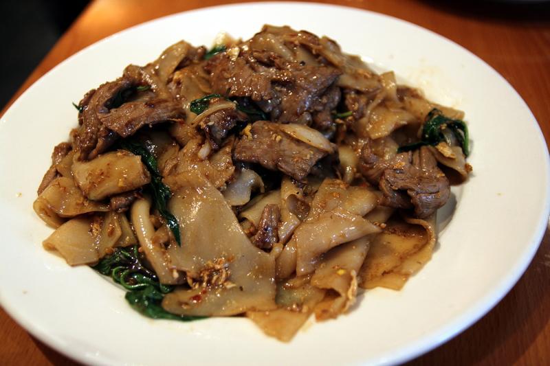 Beef Drunken Noodles