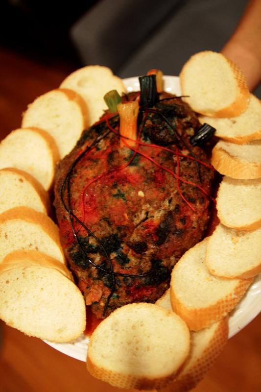 Heart Meatloaf
